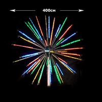 Световой фейерверк Салют 4м